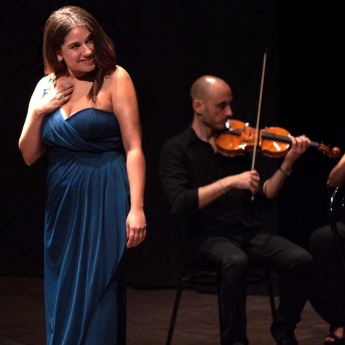 Amanda Caban, Mozart\\\'s The Magic Flute